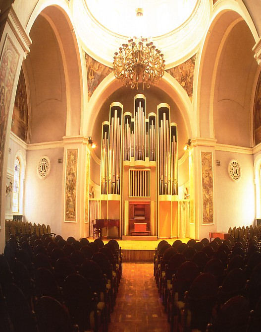 Stellenangebot orgelbauer w sauer orgelbau frankfurt for Stellenangebote grafikdesigner frankfurt